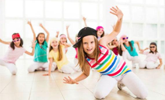 Танцювальні курси для дітей